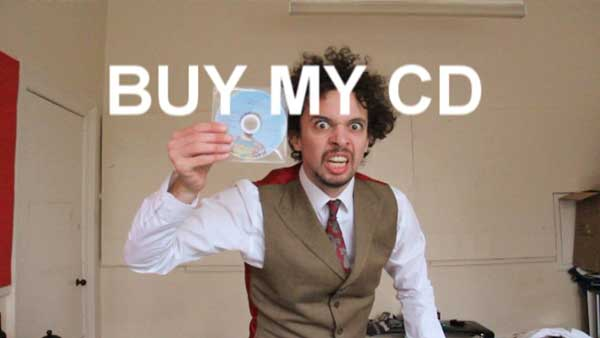 Buy my cd