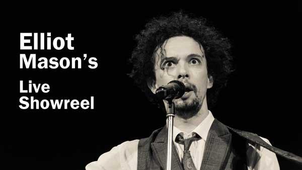 Elliot Mason comedian