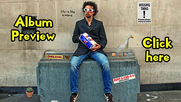 Elliot Mason Life Is Like A Movie. Album Preview.