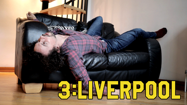 Vlog 3 Liverpool - Elliot Mason